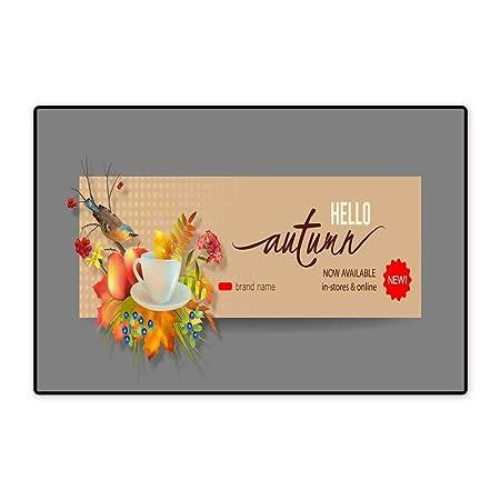 Alfombrilla de baño Antideslizante, diseño Abstracto de ...
