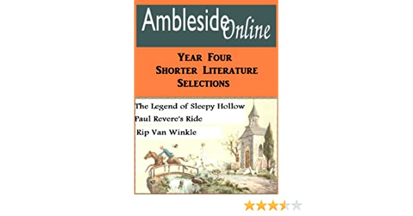 Amblesideonline Year 4 Shorter Literature Selections Kindle