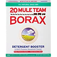 20 Mule Team Borax Laundry Booster 65oz (Pack of 4)