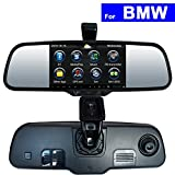 SZSS-CAR Android Touch Screen Car Rear View Mirror DVR GPS Bluetooth WIFI for BMW Mini Coupe X1 X3 X5 X6 E46 3 5 7 Series Auto Monitor