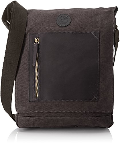 Cross y Black Negro bolsos Timberland Bag Body Hombre hombro de Shoppers vZwIxqd