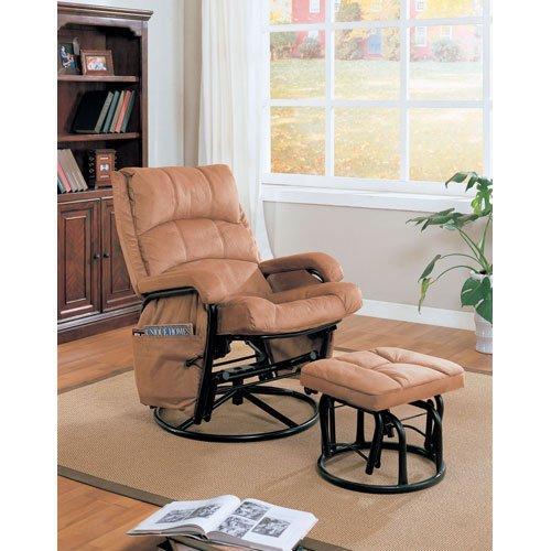 Coaster Home Furnishings 650005 Ottoman Brown