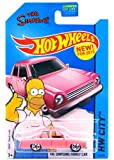 Hot Wheels - The Simpsons Family Car (Long Card)