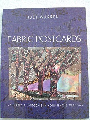 Fabric Postcards: Landmarks & Landscapes, Monuments & - Postcard Antique Postcards