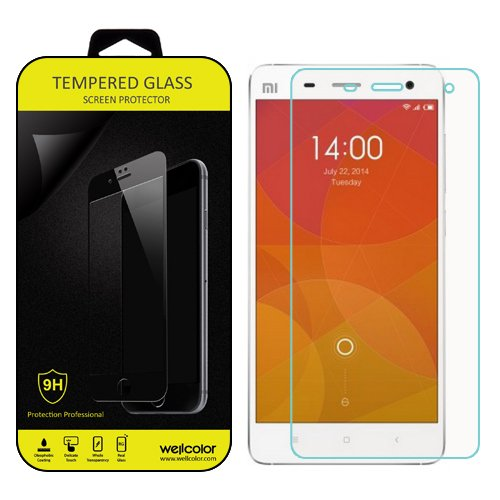 Tempered Glass Screen Protector for Xiaomi MI 4 - 1