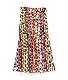Roxy Womens All The Way Maxi Skirt mna3 XL