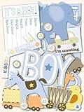 K&Company Baby Boy Diecuts