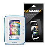 """1-Pack EZGuardZ© Screen Protectors (Ultra CLEAR) For Polaroid 7"""" KIDS TABLET PTAB750"""