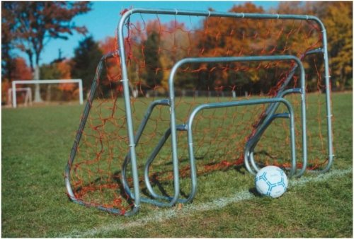 GOAL SBG23E 2 ft. x 3 ft. Sporting Goods Small-Sided Steel Goal B003WWO7OS
