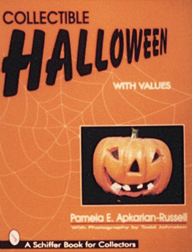 Collectible Halloween With Values (A Schiffer Book for Collectors)]()
