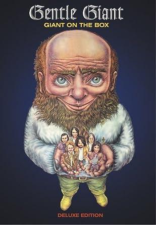 Resultado de imagen para Gentle Giant Giant On The Box 1975
