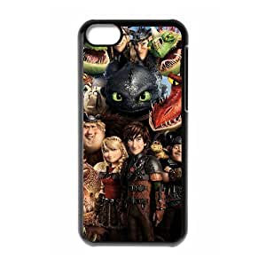 Winfors How to Train Your Dragon Phone Case For Iphone 5C [Pattern-2]