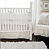 New Arrivals 3 Piece Crib Set, Pebble Moon
