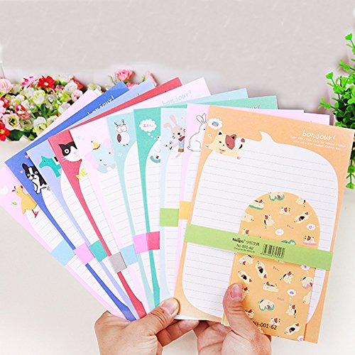 30 Cute Lovely Kawaii Special Design Writing Stationery