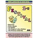 Sign Language for Kids: Festival 1-c
