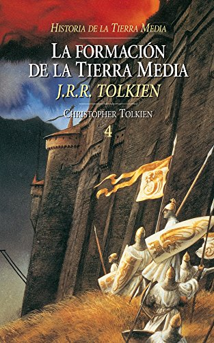 Descargar Libro La Formación De La Tierra Media. Historia De La Tierra Media, Iv J. R. R. Tolkien