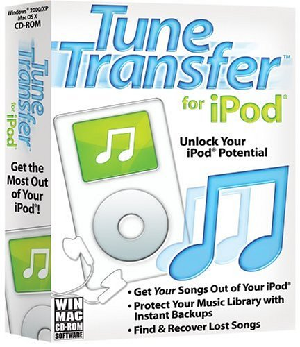 Software Transfer Pc Ipod - Valuesoft Tune Transfer for iPod - Software for Windows XP