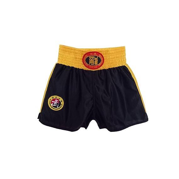 Modelos 2-10A/ños Nakarad Pantalones Cortos de Muay Thai para ni/ños