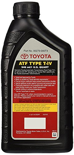 Buy the best automatic transmission fluid