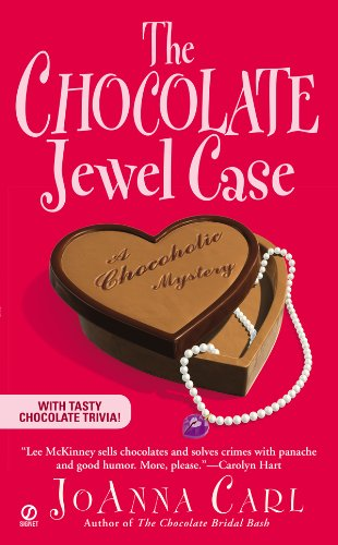 book cover of The Chocolate Jewel Case