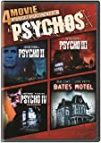 4-Movie Midnight Marathon Pack: Psychos [DVD]