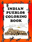 Indian Pueblo Coloring Book, Oscar T. Branson, 091808010X