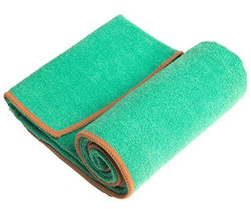 YogaRatHand Towel-100% Microfiber Hand Towels-Place Beside Your Mat During Practice-Wipe SweatfromFace and Hands During Exercise-Complements Your Yoga Mat Towel-15
