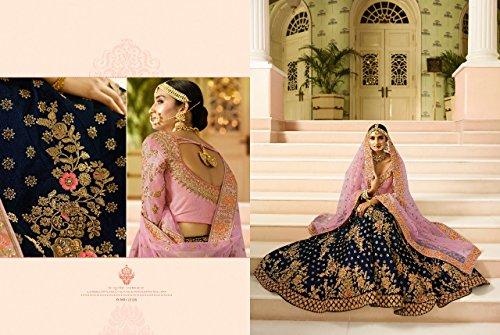 Wedding Bollywood Designer Bridal Collection Lehenga Choli Dupatta Custom to Measure Muslim 973 by ETHNIC EMPORIUM (Image #1)