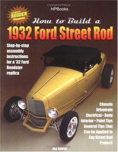 How to Build a 1932 Ford Street RodHP1478 pdf epub