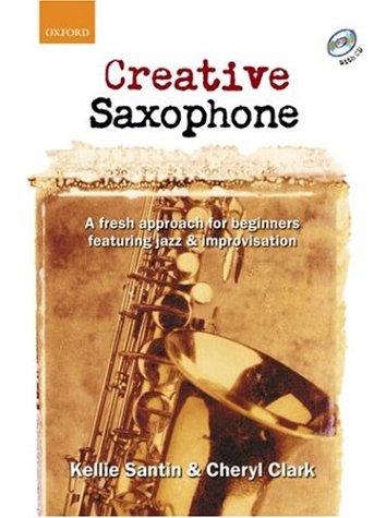 Creative Saxophone (book + -