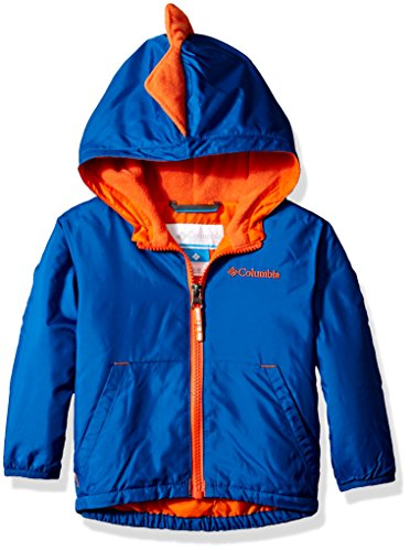 Columbia Baby Kitterwibbit Jacket, Marine Blue, 3-6 Months