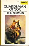 Guardsman of Gor, John Norman, 0879976640