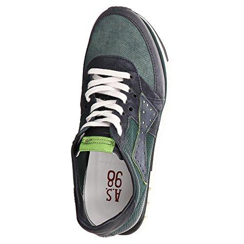 As98 As98 | As98 As98 | Airstep | Airstep | Herren | Herren | Sneaker - Blau | Zapatilla De Deporte - Blau | Pertrolio Blau Pertrolio Blau Low Shipping Venta en línea 7WPKw