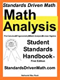 Standards Driven Math, Nathaniel Rock, 1599800314