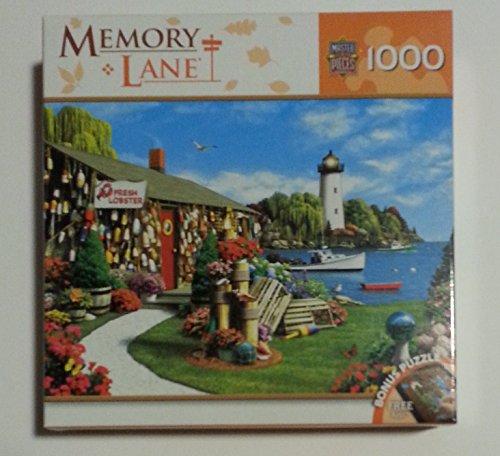 Masterpieces Memory Lane Lobster Bay 1000 Pieces