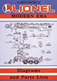 Greenberg's Lionel Modern Era Diagrams and Parts Lists, , 0897782852