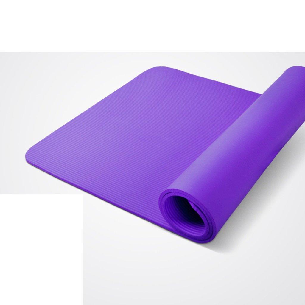 Amazon.com : Yoga mat Picnic mat- Beginner Lengthened 185cm ...