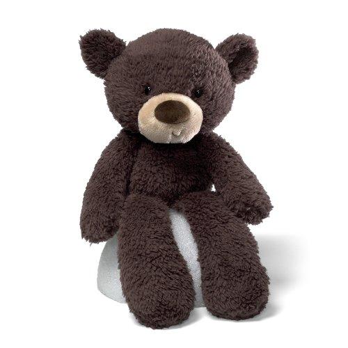 gund fuzzy bear - 6
