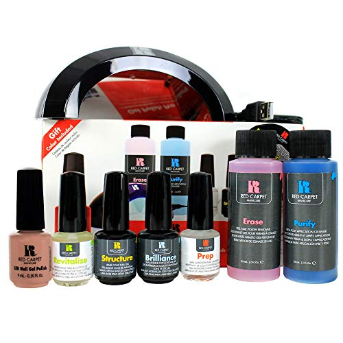 Buy red carpet gel polish starter kit