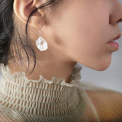 Versión de Corea del Sur hembra abrigo de invierno de lana ...