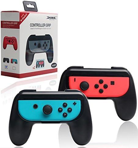 Ocamo Controlador Grip para Nintendo Switch Joy-con, Thumb Grips ...