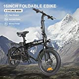 "Trekpower 16"" Lightweight Folding"