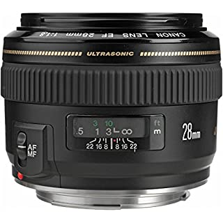 Canon EF 28mm f/1.8 USM Wide Angle Lens for Canon SLR Cameras (B00009R6WU) | Amazon Products