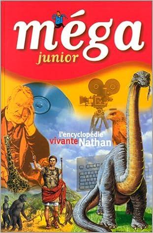 Télécharger en ligne MEGA junior pdf ebook