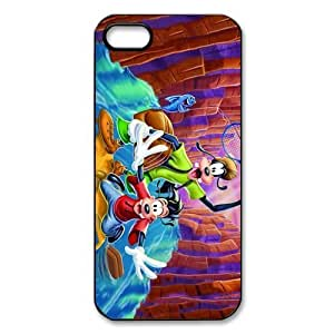 Customize Lovely Cartoon Series Goofy Back Cover Case for iphone 5 5S JN5S-2065