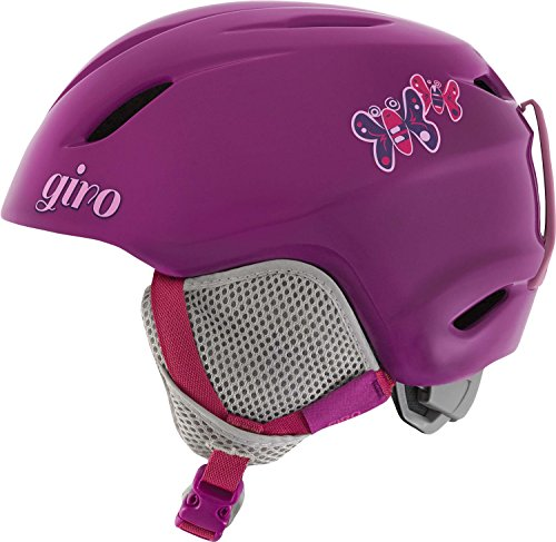Giro Launch Snow Helmet 2016 - Kid's Berry Butterflies Small
