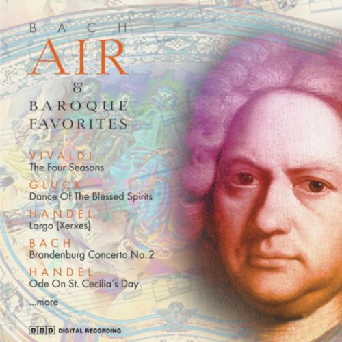 Price comparison product image Bach Air and Other Baroque Favorites