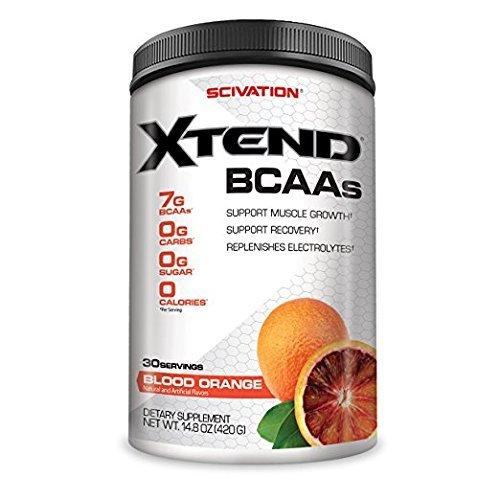 Scivation, Xtend BCAAs, Blood Orange 30 Servings (420g)