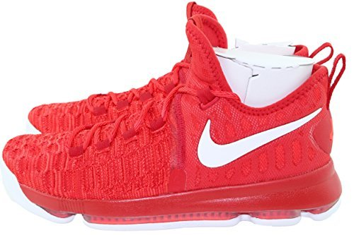 0f3fe9a9ac9d9 Galleon - Nike Mens Zoom KD 9 Basketball Shoe (13)