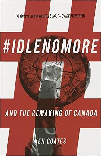Resultado de imagem para IdleNoMore and the remaking of Canada